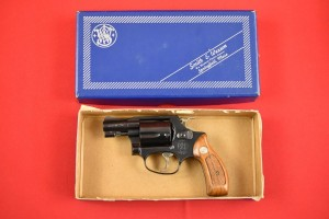"#2467 REWOLWER SMITH & WESSON M36, USA, 2"", kal. 38 S&W Spl"