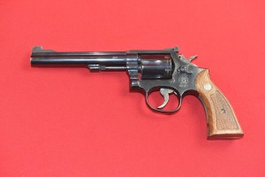 #3209 REWOLWER SMITH & WESSON, MODEL 15-5, Kal.38S&W