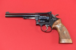 "#3436 REWOLWER SMITH&WESSON, MOD.17-3, USA, 6"" kal. 22lr"