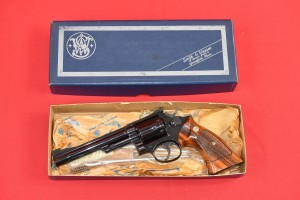 "#3475 REWOLWER SMITH & WESSON, 19-3, 6"", kal. 357 Mag."