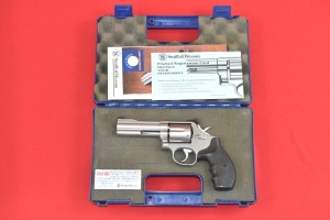 "#3484 REWOLWER SMITH & WESSON 686-4, USA, 4"", Kal. 357 Mag"