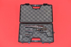 "#3569 REWOLWER DAN WESSON 15-2, 6-3/4"", 3-3/4"", 2-1/3"", Kal. 357 Mag."
