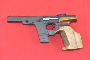 #3882 PISTOLET WALTHER GSP, NIEMCY, kal.32S&W Long