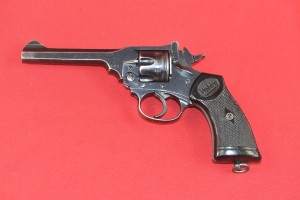 #3932 REWOLWER WEBLEY MARK IV, ALABAMA, kal. 38 S&W