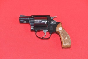 #3963 REWOLWER SMITH & WESSON Mod-37, AIRWEIGHT, kal. 38 Spl.