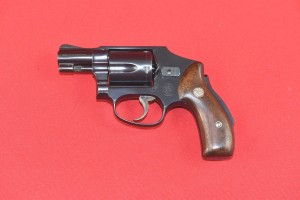 #3965 REWOLWER SMITH & WESSON PRE-Mod-40, 1954, kal. 38 Spl.