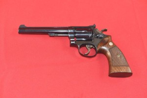 #3967 REWOLWER SMITH&WESSON MOD.17-2, kal. 22lr