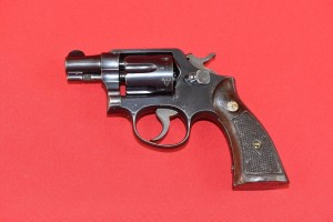 #3974 REWOLWER SMITH & WESSON M+P, Kal. 32 S&W Long WC