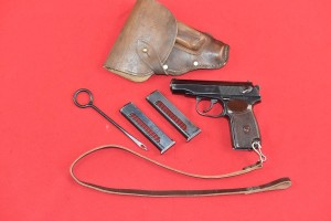 #3276 PISTOLET PM MAKAROW, ZSRR, 1991, Kal. 9 mm Mak.