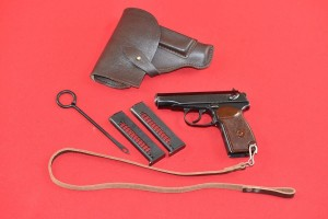 #3278 PISTOLET PM MAKAROW, ZSRR, 1991, Kal. 9 mm Mak.